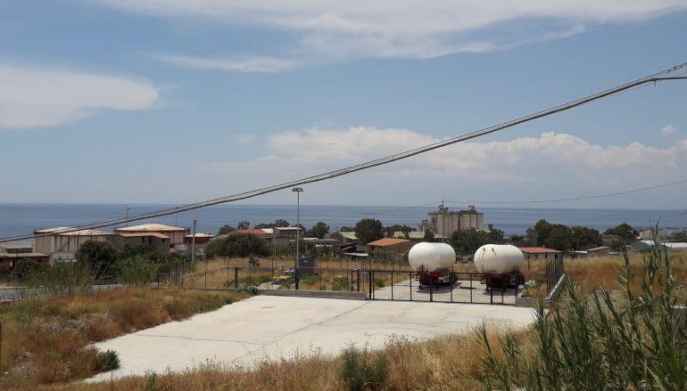 Deposito gas metano Montebello: ancora non illuminato