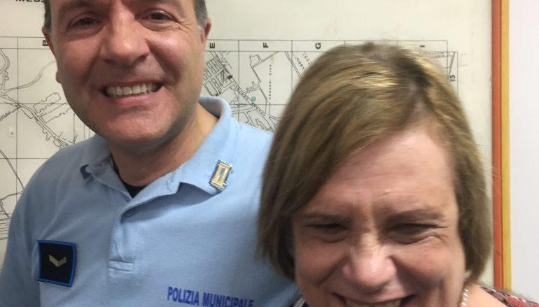 Festa di pensionamento al Comando Polizia Municipale di Reggio Calabria