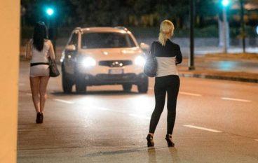 Prostitute a Reggio Calabria, 39 Daspo