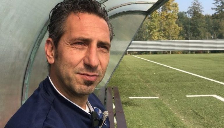 Roberto Cevoli nuovo allenatore della Reggina