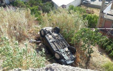 """SP 21 Lazzaro, Crea: """"Continui pericoli"""""""