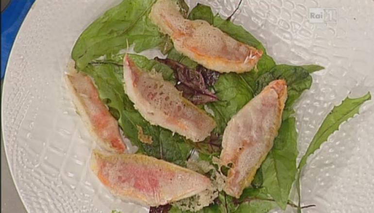 Triglie in pastella, ricette calabresi