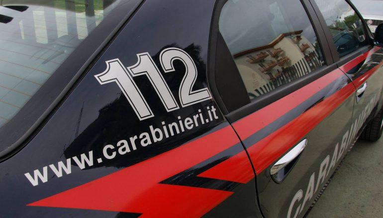 Auto si ribalta a Reggio Calabria