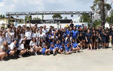Nuoto, Fondazione Marino Campione regionale ASI 2018