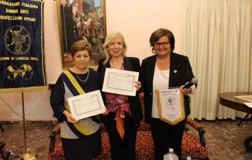 Fidapa: sottoscritto gemellaggio Lamezia e Trento