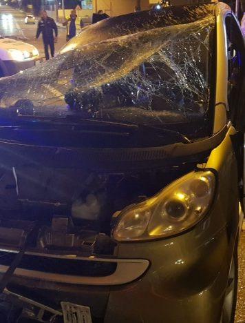 Incidente a Lamezia Terme, ferita una donna