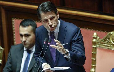 Migrante ucciso in Calabria, Conte lo ricorda al Senato