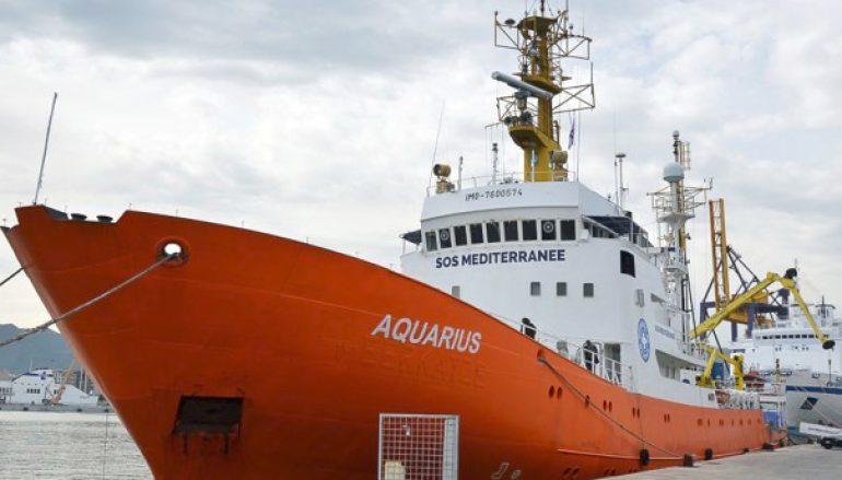 Nave Aquarius, la Spagna accoglierà i migranti