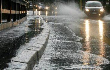 Nubifragio a San Roberto, si fa la conta dei danni