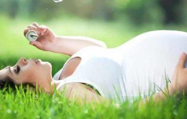 Vincere lo stress in gravidanza… usando i 5 sensi