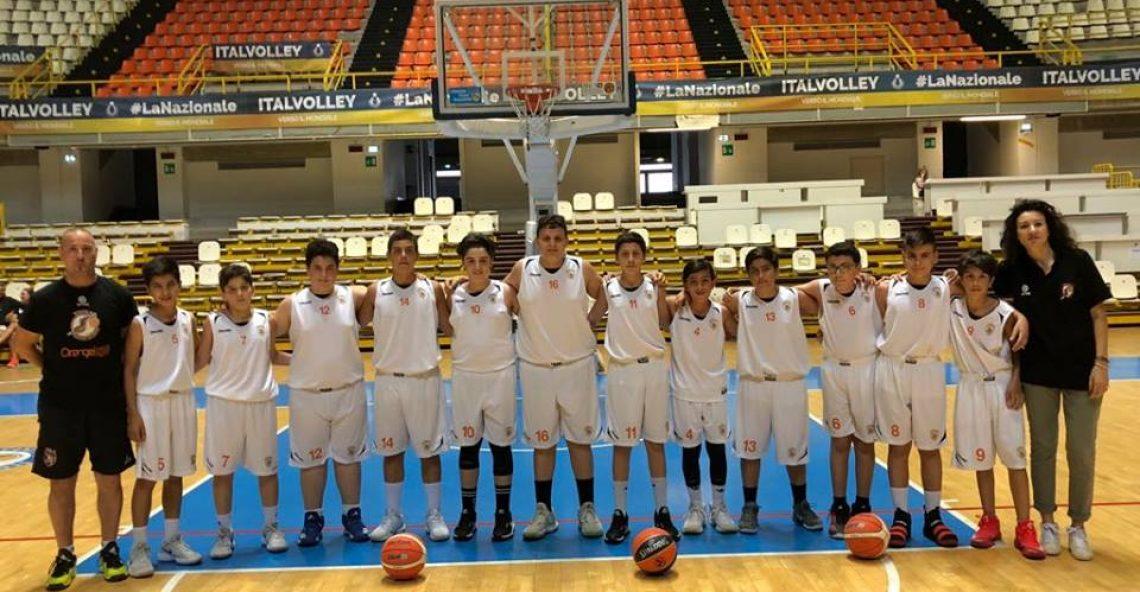 Basket, la Viola Reggio Calabria campione regionale Under 13