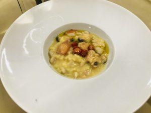 zuppa fagioli e cozze