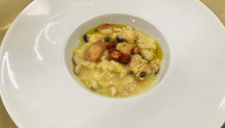 Zuppa fagioli e cozze – ricette calabresi