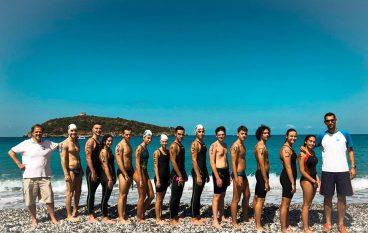 Nuoto, la Blu Team di Villa S. Giovanni è campione regionale