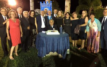 Rotary Club Reggio Calabria Est, Giuseppe Squillace nuovo presidente