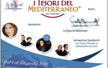 Reggio Calabria pronta per I Tesori del Mediterraneo 2018