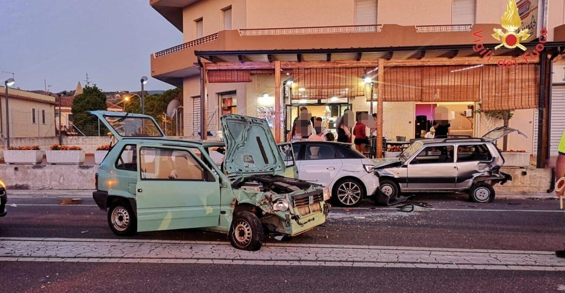 Incidente Isca sullo Ionio, due feriti