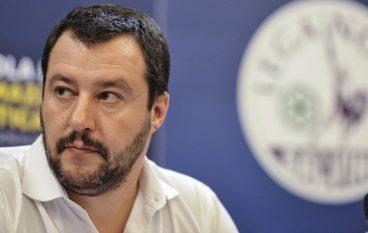 Matteo Salvini dichiara guerra alla mafia