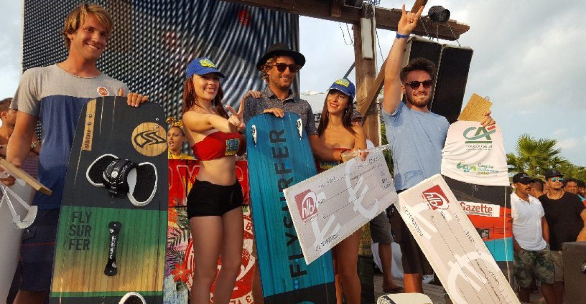 Conclusi i Mondiali di Kitesurf a Gizzeria Lido