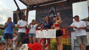 Mondiali di Kitesurf a Gizzeria Lido