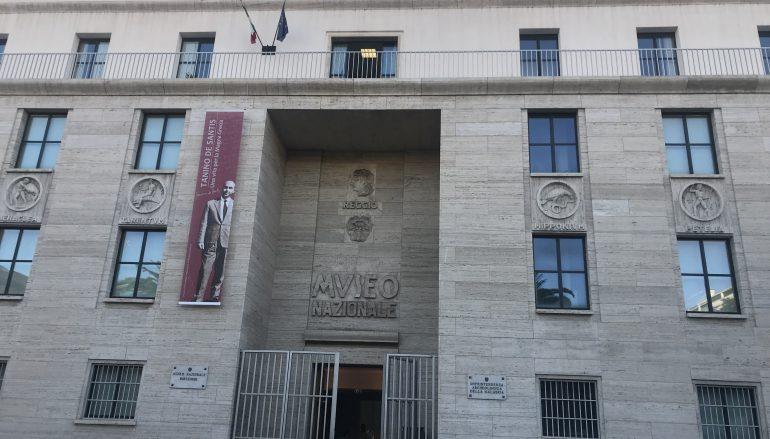 Inaugurata al MArRC mostra Tanino De Santis