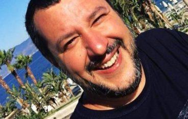 Salvini in Calabria, la 'ndrangheta è un cancro