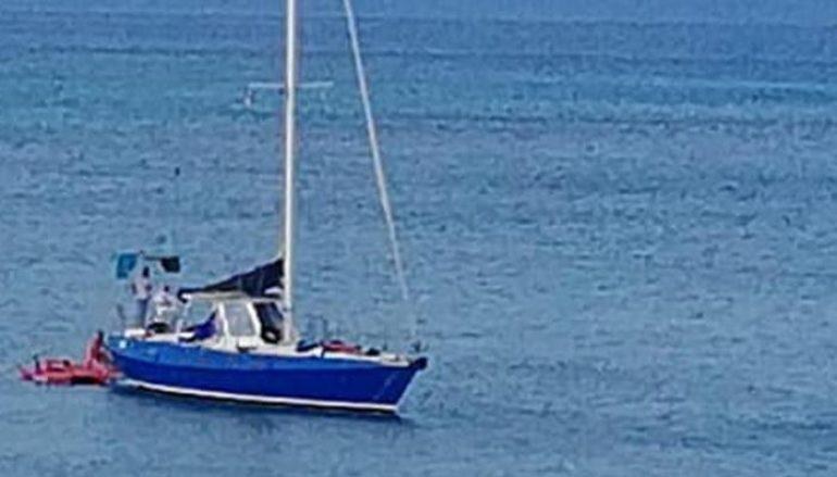 Sbarco migranti a Isola Capo Rizzuto: soccorsi dai bagnanti