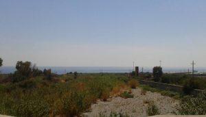 Situazione torrente Sant'Elia