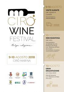 Cirò Wine Festival