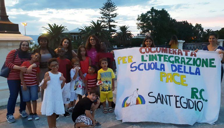 Cocomerata per l'integrazione a Reggio Calabria