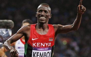Trofeo Verduci, in gara anche il keniota Kemboi
