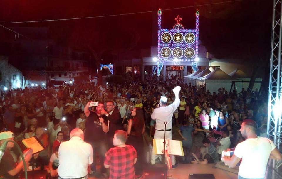 Festa SS Trinità 2018 successoFesta SS Trinità 2018 successo