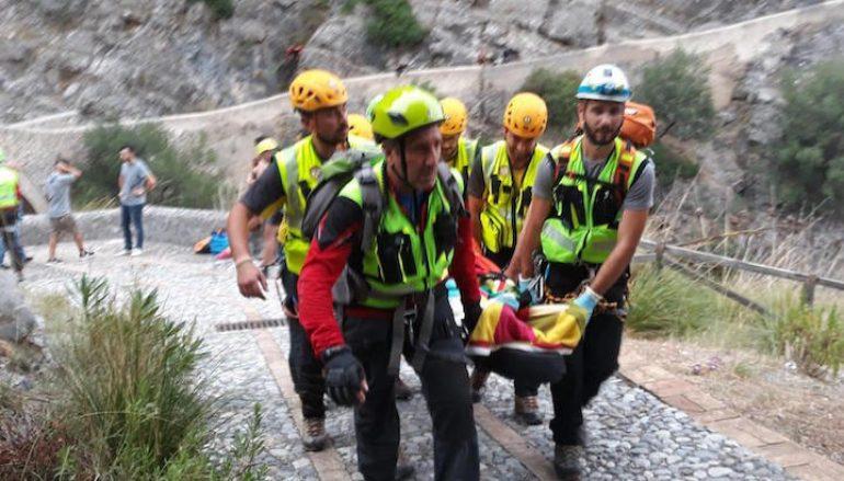 Gole del Raganello, almeno 10 morti in Calabria