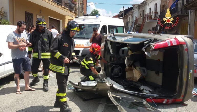 Incidente Olivadi, ferito un 82enne