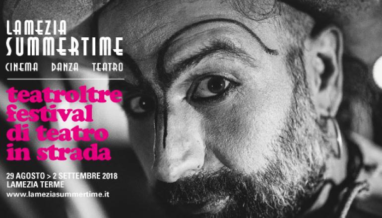 Lamezia Summertime 2018. Al via TeatrOltre