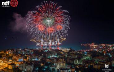 Note di fuoco 2018, Belvedere regina dei fuochi d'artificio