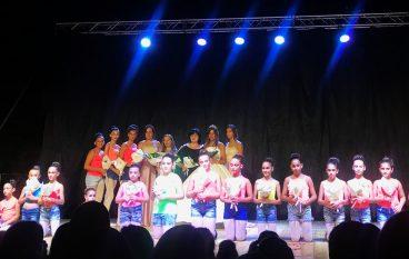 Saggio di danza a Natile Nuovo, un successo