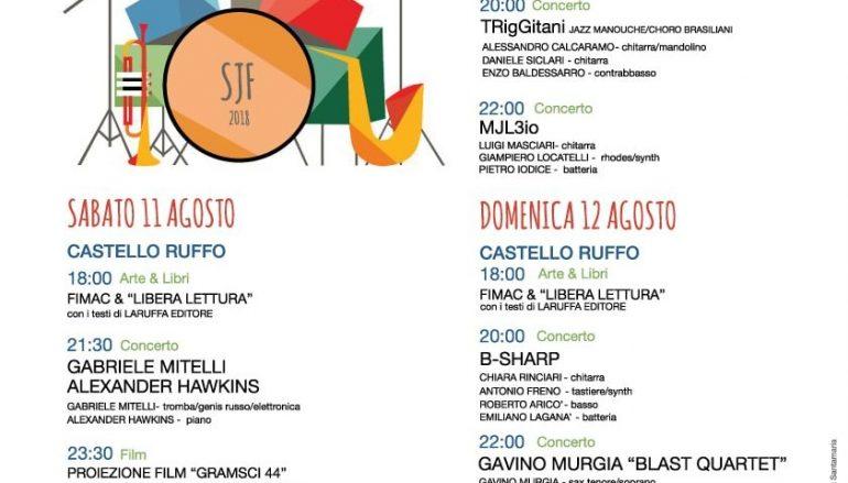 Al via la seconda edizione di Scilla Jazz Festival