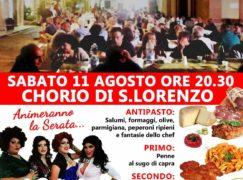 U matrimoniu du seculu a Chorio di San Lorenzo