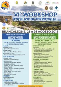 Workshop a Brancaleone