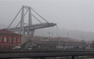 Crollo ponte Genova, tra le vittime tre calabresi