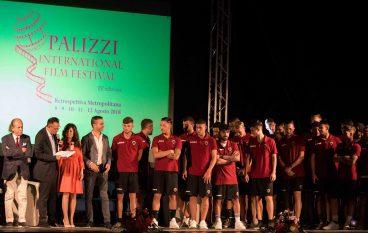 Piff 2018, grande entusiasmo a Palizzi per la Reggina