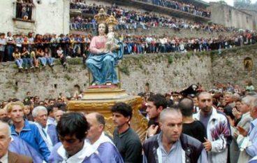"""Carovana """"Misteri della Gioia"""": pellegrinaggio al Santuario di Polsi"""
