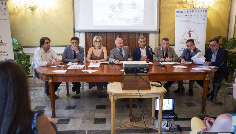 """Conferenza Stampa di Presentazione de """"I Tesori del Mediterraneo"""" 2018"""