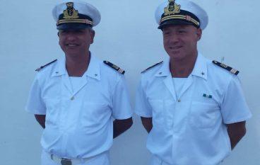 Capitaneria di Saline Joniche, cambio al comando