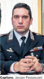 Capitano Jacopo Passaquieti