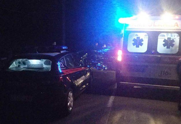 Incidente Parghelia: ferito gravemente 22enne