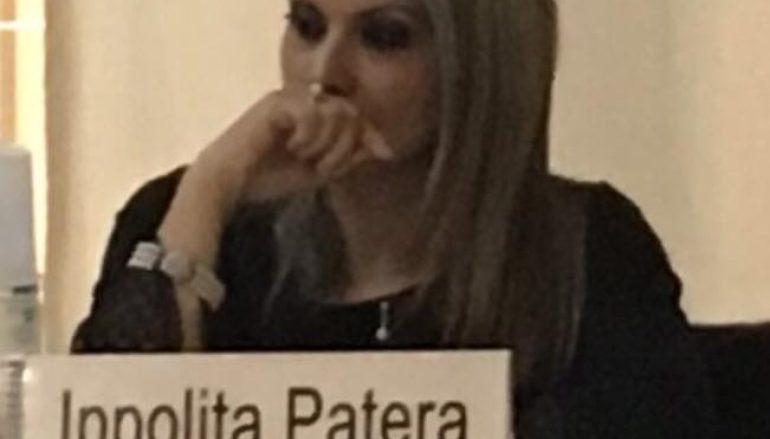 Ippolita Patera si dimette dal Movimento Nazionale per la Sovranità