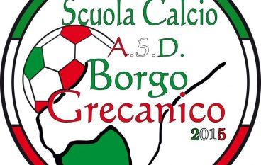 Novità Borgo Grecanico, tutto pronto per il prossimo Campionato
