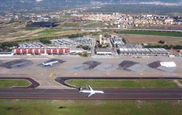 Allarme aeroporto Lamezia: motore di un aereo in avaria